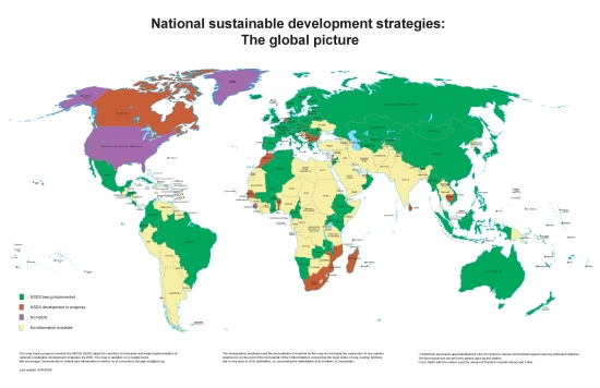 strategies for a countrys development Promoting progress toward sustainable and pro-poor growth in developing  countries.